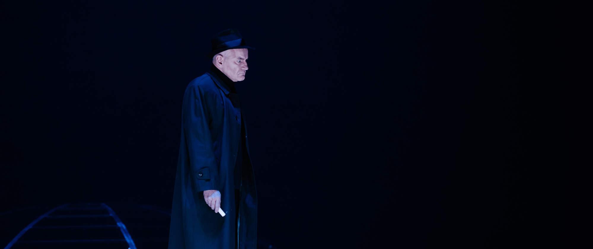 19.11.19, Heilbronn: Probe zum Schauspiel »Faust. Der Tragödie erster Teil« von Johann Wolfgang von Goethe am Theater Heilbronn. Foto: Candy Welz